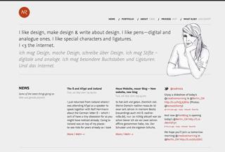 Nadine Roßa Portfolio Site