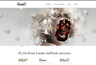 Evan B - Portfolio