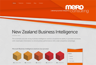 Mero - Business intelligence
