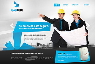 Blue Tech Seguridad