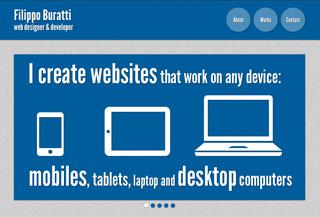 Filippo Buratti  web designer