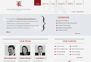 Kolemisevski & partners