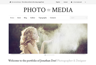 Phomedia WordPress Theme