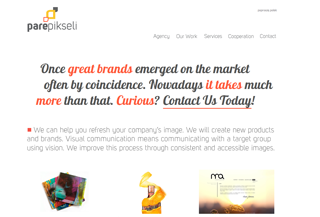 ParePikseli Interactive Agency