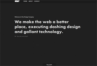 One Design Company