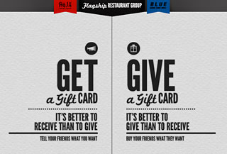 Flagship Gift Cards
