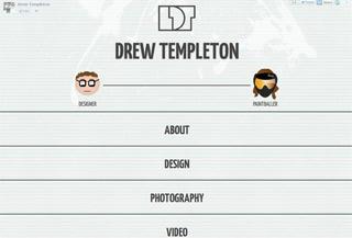 The Portfolio Of Drew