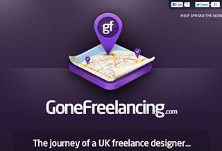 Gone Freelancing