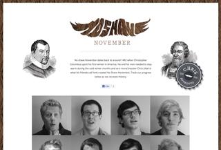 No Shave History