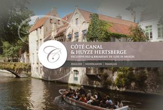B&B Coté Canal Bruges
