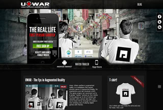 Uwar: Real life mobile FPS