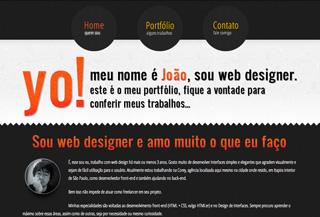 João Rigotti - Web designer