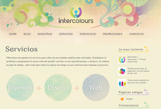 Intercolours Design