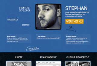 Stephan - Frontend Developer