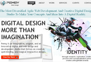 Pemsy Web Design
