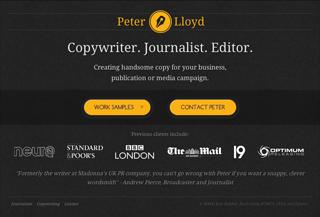 Peter Lloyd - Handsome Copy
