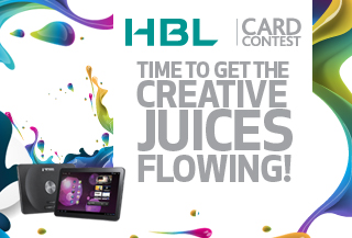 HBL Credit Card Contest