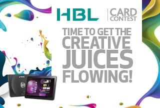 HBL Credit Card Contest