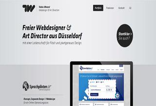 Tobias Wenzel Webdesign