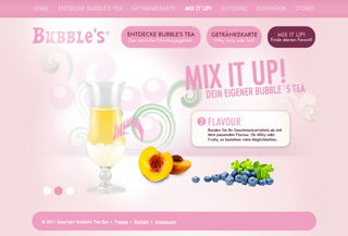 Bubble´s Tea Bar
