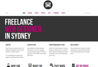 Freelance Web Designer Sydney