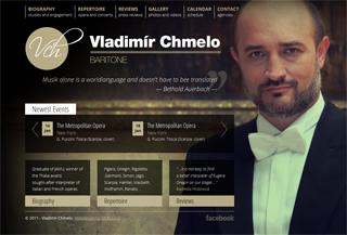 Baritone Vladimír Chmelo