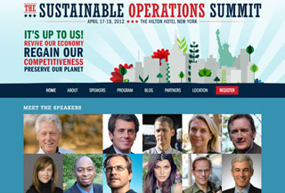 Sustainable Operations Summit