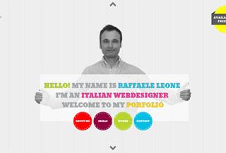 Raffaele Leone Portfolio