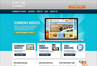 Blueclaw Ecommerce