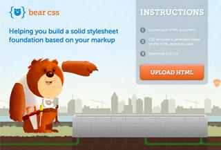 Bear CSS