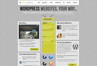 Holistic Designs WordPress