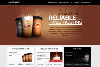 HostLatte WebHosting