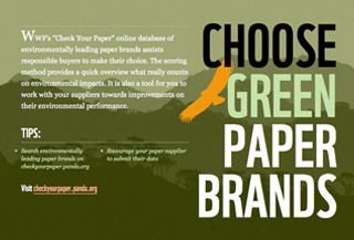 WWF | Green Paper Guide