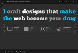 Roland's Web Design Showcase