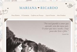 Ricardo and Mariana Wedding