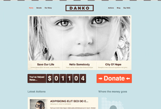 DANKO FREE CHARITY THEME