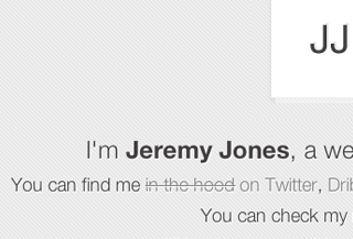 JeremyJones