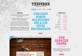 Txiverke multimedia design