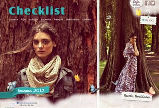 Checklist - inverno 2012