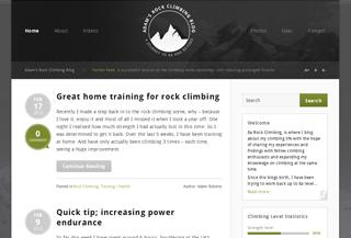 8a Rock Climbing