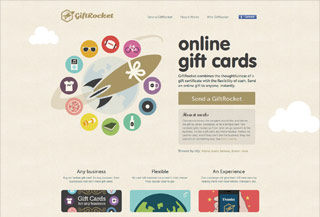 GiftRocket Gift Cards