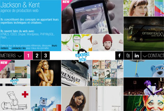Jackson and Kent 2012 website