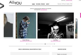 ALLYOU  Online website builder