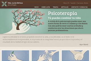 Lucia Ortega- Psicóloga