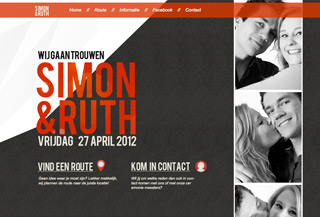 Simon en Ruth