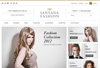 Santana Fashion
