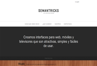 Semantricks
