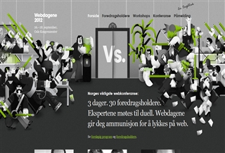 Webdagene 2012