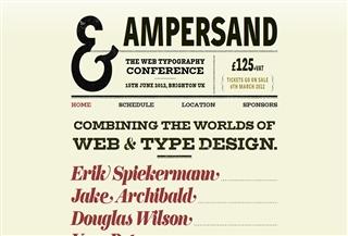 Ampersand 2012