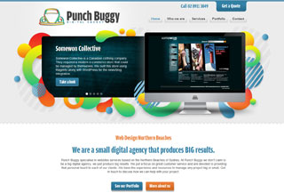Punch Buggy Digital Agency
